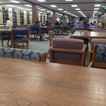Photo taken at USC Upstate Library by Diane W. on 12/3/2013