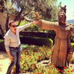 Photo taken at St. Francis Winery by Ruben M. on 8/4/2013