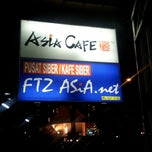 Photo taken at Asia Cafe by Rheena S. on 11/21/2012