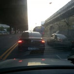 Photo taken at Avenida Rodrigues Alves by marcos t. on 3/8/2013