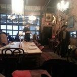 Photo taken at Antique Garage Restaurant by Erno T. on 1/13/2013