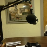 Photo taken at WFHB Firehouse Broadcasting by Cassaundra H. on 12/13/2012