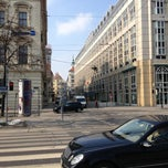 Photo taken at H Weihburggasse by Martin O. on 4/7/2013