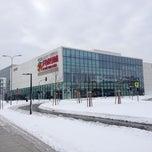 Photo taken at Forum Nová Karolina by Martin O. on 4/1/2013