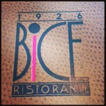 Photo taken at Bice Ristorante by AdvogadoFérrer on 7/28/2013