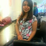 Photo taken at Fame City Hair & Beauty Saloon by zaza s. on 12/19/2012
