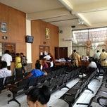 Photo taken at Kantor Dinas Kependudukan & Catatan Sipil kota Denpasar by Seny on 11/28/2012