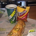 Photo taken at Subway by stephen w. on 1/10/2014