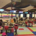 Photo taken at Buffaloe Lanes Mebane Family Bowling Center by Gerald M. on 5/27/2013