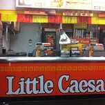 Photo taken at Little Caesars Pizza by hArri on 4/27/2013