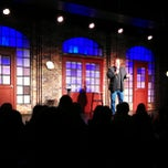 Photo taken at UP Comedy Club by @MaxJCrowley on 4/6/2013