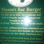 Photo taken at Mason's Bar & Grill by Jenny B. on 12/22/2012