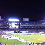 Photo taken at San Diego County Credit Union Poinsettia Bowl by Metro Bear on 12/27/2013
