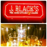 Photo taken at J Black's Feel Good Lounge by Inzo F. on 8/2/2013