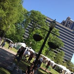 Photo taken at Magic City Art Connection Festival by BethAnne M. on 4/26/2014