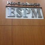 Photo taken at Escola Superior de Propaganda e Marketing (ESPM) by Priscila d. on 1/18/2013