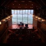 Photo taken at Shalin Liu Performance Center by Eric K. on 10/20/2014