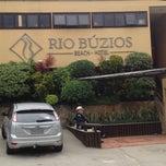 Photo taken at Hotel Rio Búzios Beach by Marcelo R. on 3/30/2013