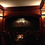Photo taken at Fireside Room at Sorrento Hotel by Georges H. on 3/16/2013