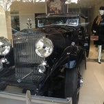 Photo taken at Rolls Royce Motor Cars London by Alan B. on 12/15/2012