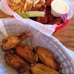 Photo taken at Wings & Things by Allen A. on 4/16/2014