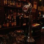 Photo taken at Saint Stephen's Green by Chris on 12/30/2012