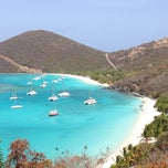 Photo taken at Jost Van Dyke Island by Luca R. on 6/7/2015