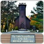Photo taken at The Little Brown Church In The Vale by Miriam L. on 10/19/2014