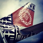 Photo taken at Nadi International Airport (NAN) by Jaunted on 3/19/2013
