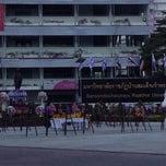 Photo taken at โรงเรียนมัธยมสาธิต มหาวิทยาลัยราชภัฏบ้านสมเด็จเจ้าพระยา (The Secondary Demonstration school of Bansomdejchaopraya Rajabhat University) by Aey N. on 1/18/2015