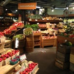 Photo taken at City Market (Onion River Co-op) by İ. Öymen B. on 7/27/2013