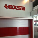 Photo taken at Texsa by Daniel G. on 4/9/2013