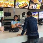 Photo taken at Burger King by Tontong K. on 11/5/2014