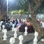 Photo taken at Makam Sunan Ampel by Joe S. on 9/5/2014