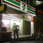 Photo taken at 7 Eleven (Taman Puchong Utama) by Ilene919 A. on 7/20/2013
