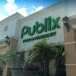 Photo taken at Publix Super Market at Pompano Plaza by Rory C. on 6/10/2012