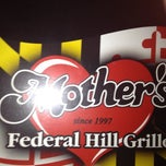 Photo taken at Mother's Federal Hill Grille by Jamie F. on 8/27/2012