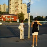 Photo taken at Маршрутка №232е by Andrey K. on 8/6/2012
