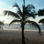 Photo taken at Praia do Chapéu Virado by Michelle R. on 5/20/2012