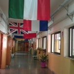 Photo taken at Scuola Media Chionna by Jeltje S. on 5/14/2012