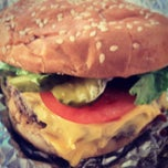 Photo taken at Five Guys by Jason Christopher S. on 9/8/2012