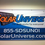 Photo taken at Solar Universe San Diego by Esaul A. on 2/21/2012