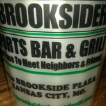 Photo taken at Brooksider Sports Bar & Grill by Ariel Akiva on 2/10/2012