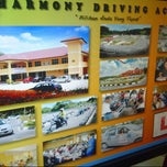Photo taken at Harmony Driving Academy Sdn Bhd by Wowwa Ismail on 7/22/2012