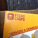Photo taken at Fish & Chips by GianGianni on 8/29/2012