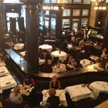 Photo taken at The Wolseley by Fiona S. on 12/21/2012