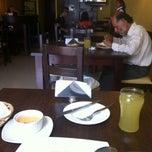 """Photo taken at Restaurant Panadería """"El Carmen"""" by Filiberto Z. on 1/16/2013"""