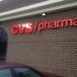 Photo taken at CVS/pharmacy by Cyndee W. on 11/19/2012