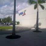 Photo taken at LAN Airlines Miami Corporate Bldg by Raad T. on 2/7/2014