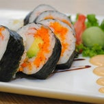 Photo taken at Ikebana Sushi Bar - Escorial by Ikebana Sushi Bars & Japanese Restaurants on 7/24/2014